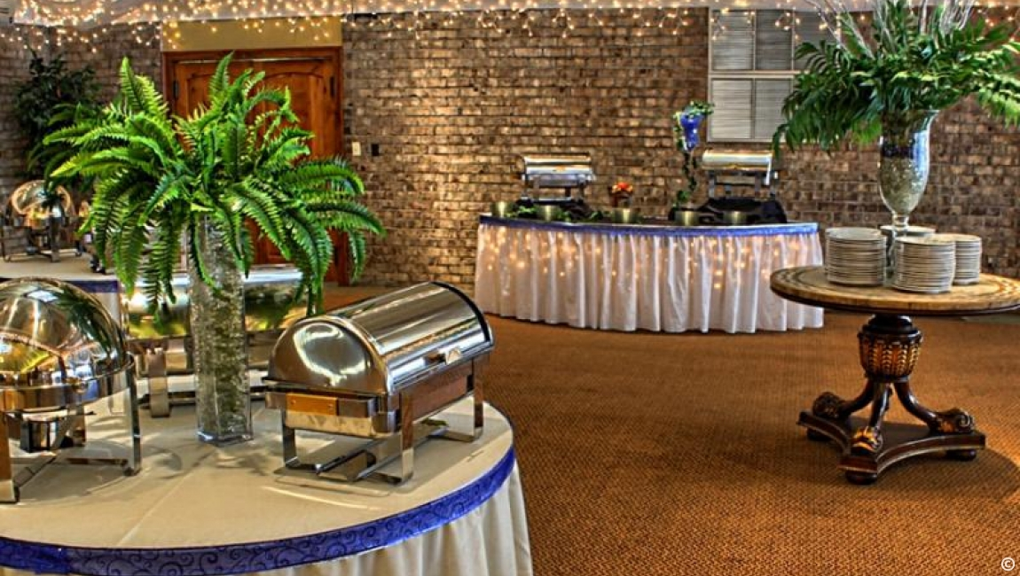 Banquets are flawless at our St. John's Inn Conference Center.