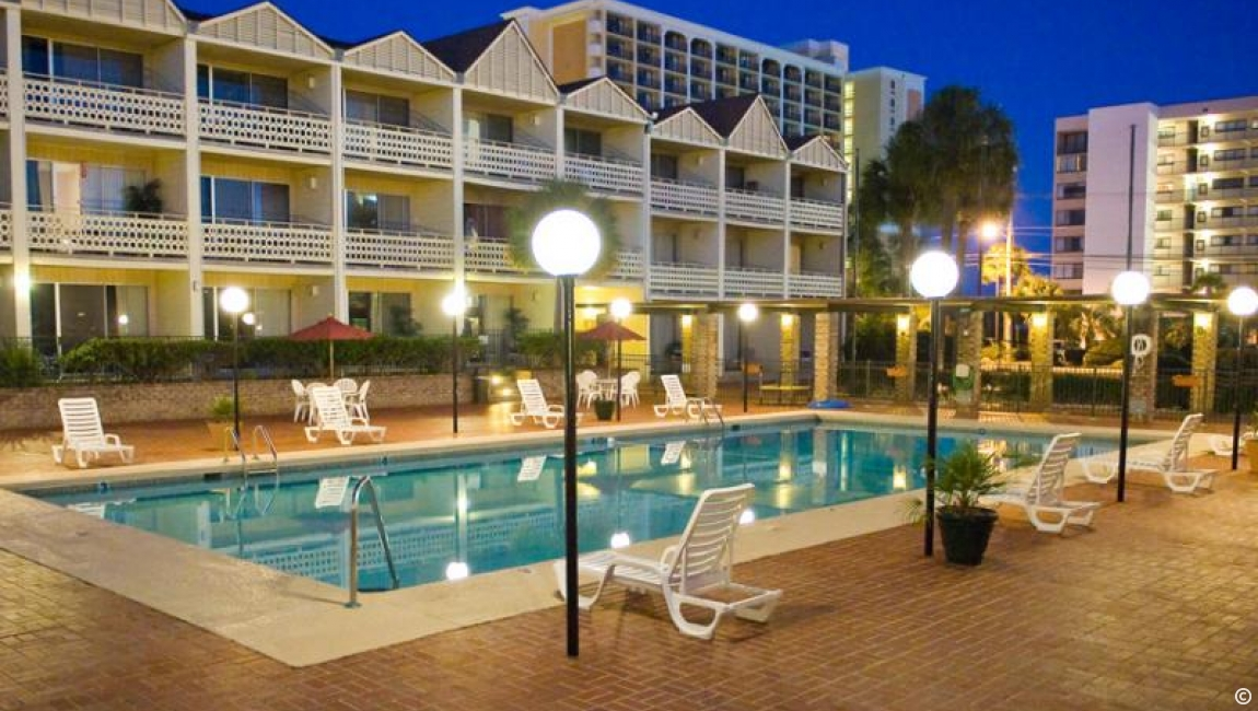 Amenities: St. John's Inn Pool