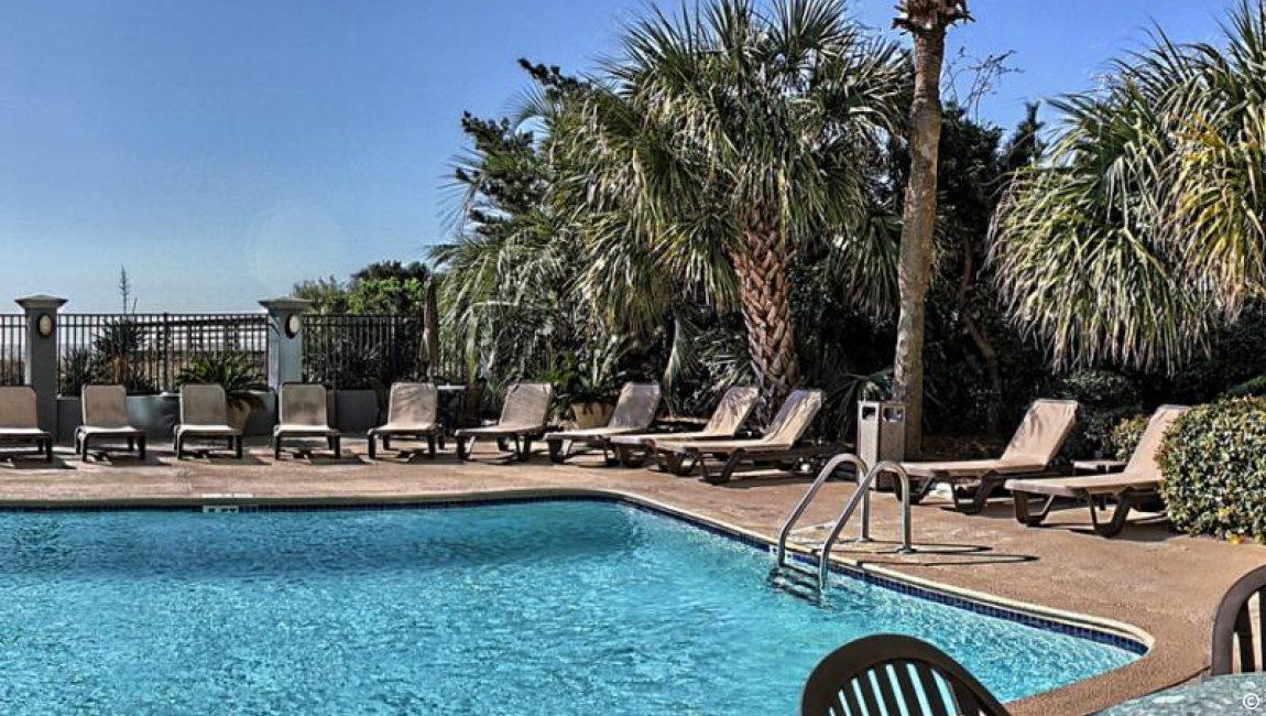 Amenities: Carolina Dunes Pool