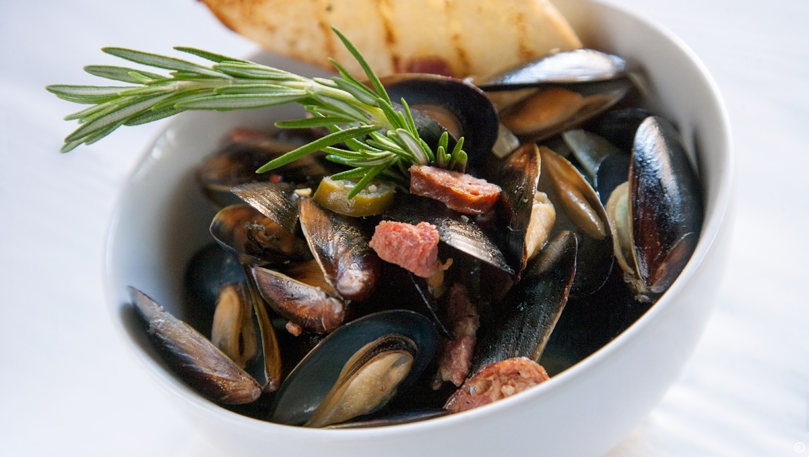Steamed Mussels are a Mouthwatering Favorite