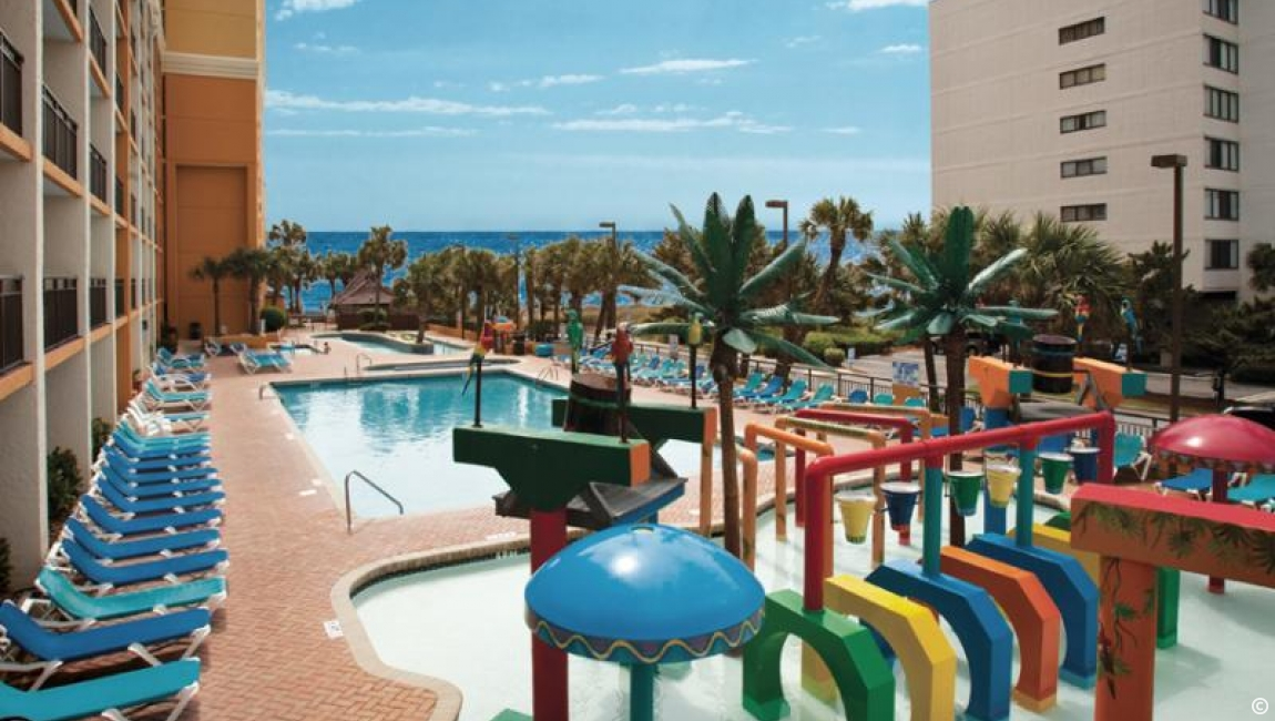 Myrtle Beach Hotels >> Welcome To The Caravelle Premier Family Golf Resort