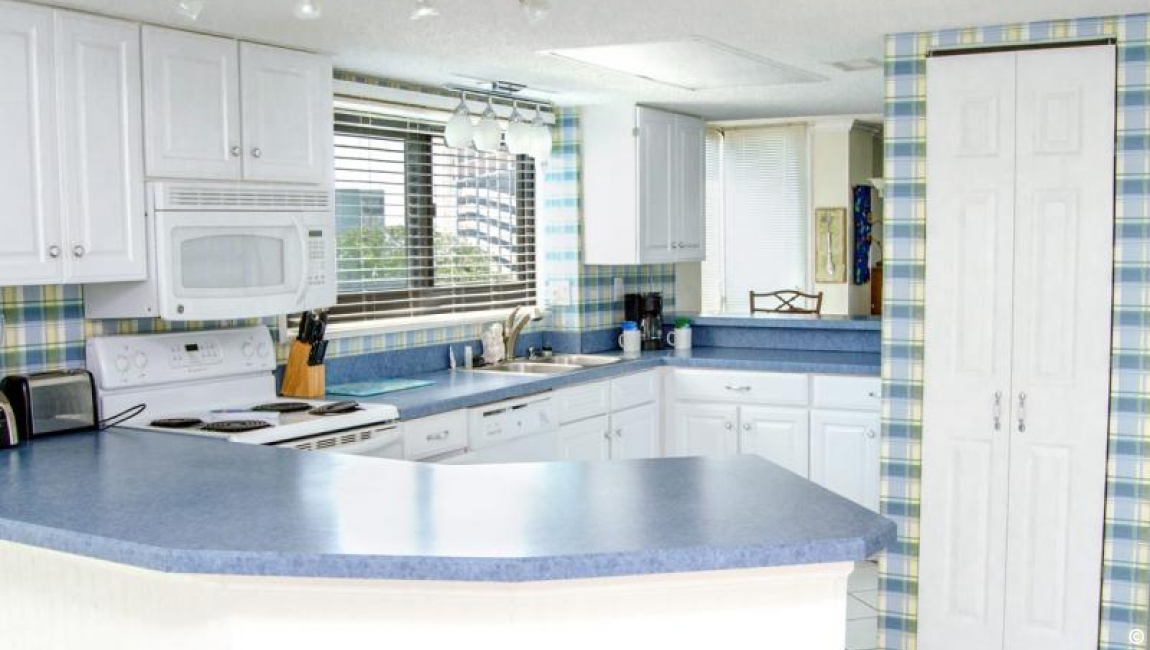 Sea Mark Tower Kitchen