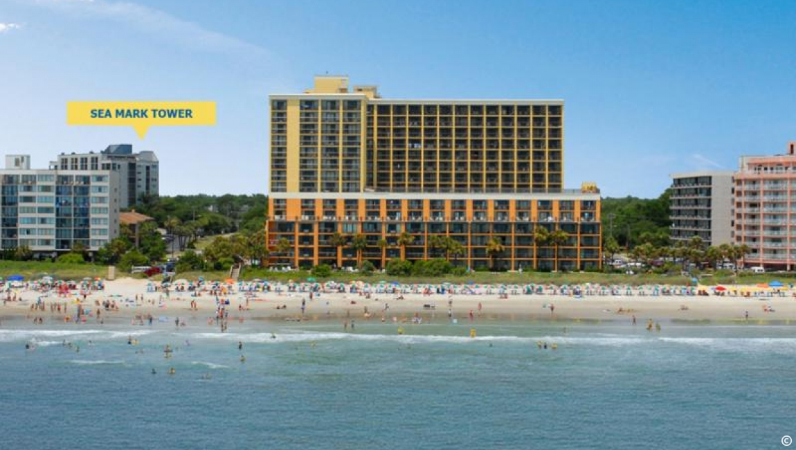 Sea Mark Tower in Myrtle Beach