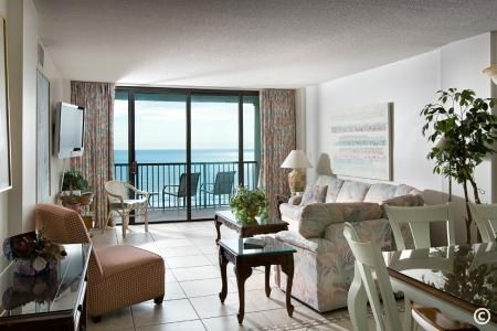 Two Bedroom Two Bathroom Condo in Myrtle Beach