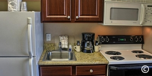 Efficiency Kitchen in Myrtle Beach