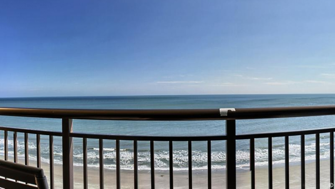 Panoramic Balcony View