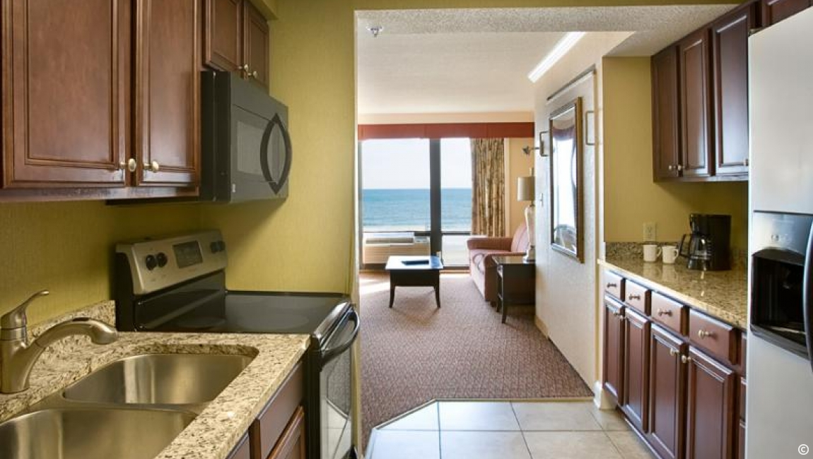 Oceanfront Kitchen