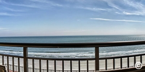 Oceanfront Suite Balcony