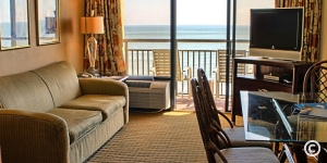Oceanfront Executive Suite