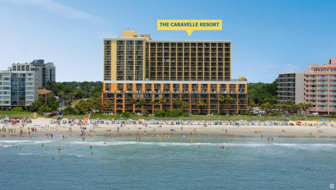 The Caravelle Resort Building