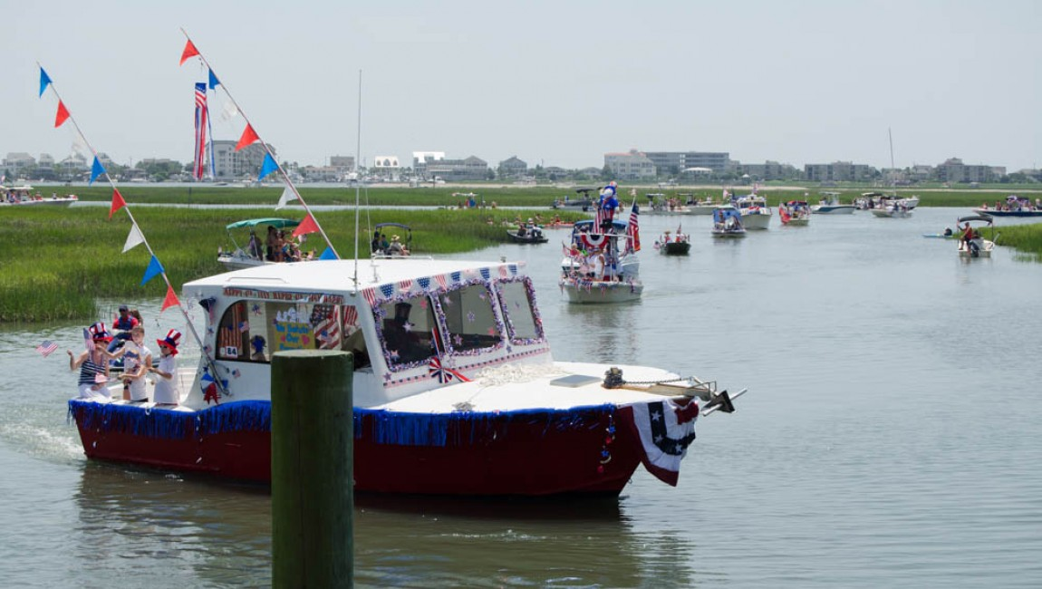 Fun 4th of July Events on the Grand Strand